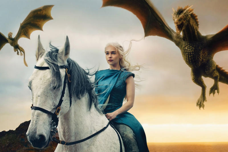 HBO Game of Thrones: Exhibition Tour GES Europe Installation Experience Prop