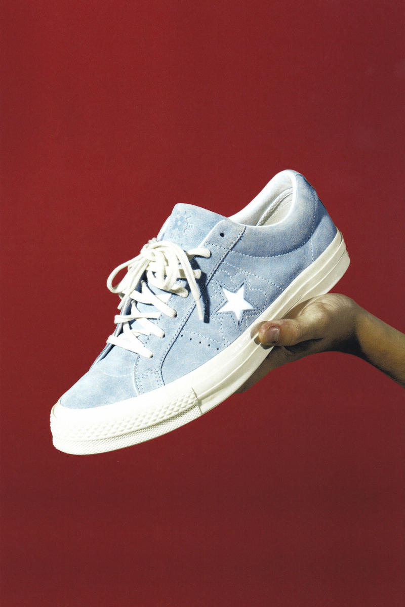 Golf Le Fleur X Converse One Star Release Date Hypebeast