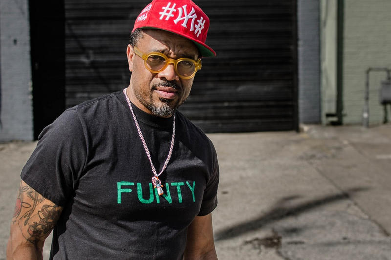 GOOD Music World Famous Tony Williams  The 7th Day 2017 EP Kanye West