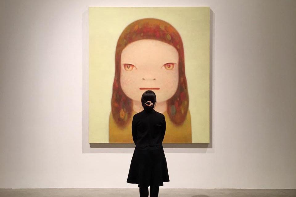Hajime Sorayama Arthur Jaffa Yoshitomo Nara Whitney Museum Serpentine Galleries Artwork Art Exhibits Installations Immersive Experience