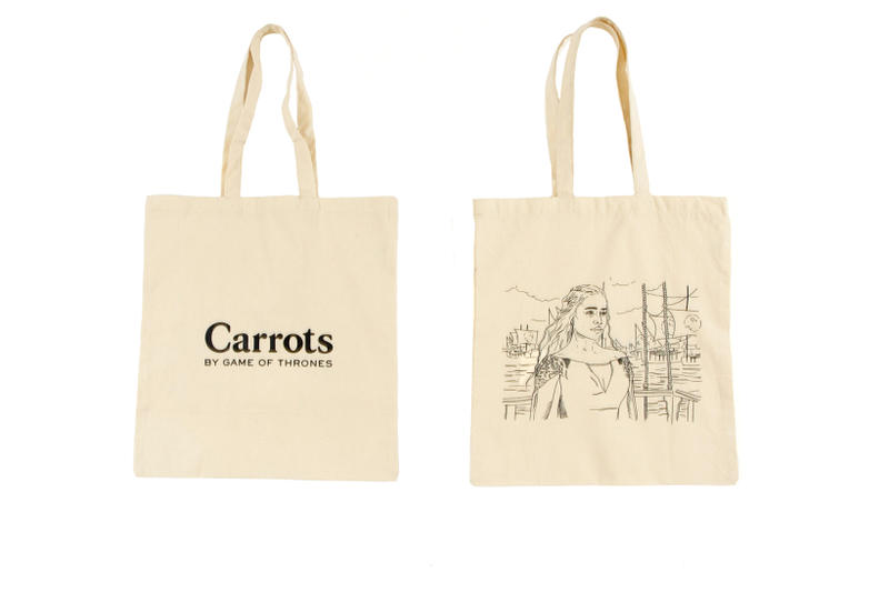 Rep the Realm HBO Game of Thrones Streetwear Collection Carrots