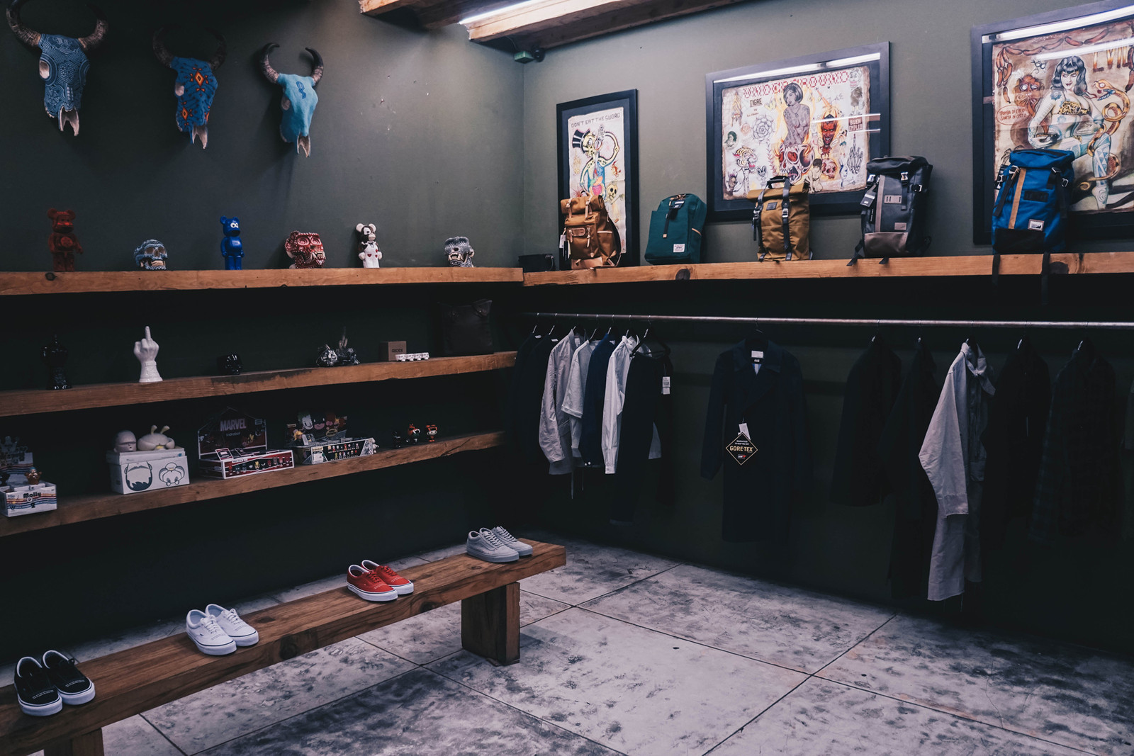 The Best Select Shops in Mexico City