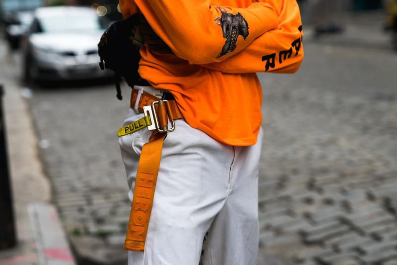Heron Preston New York Pop-Up