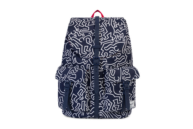 Keith Haring x Herschel Supply Co.