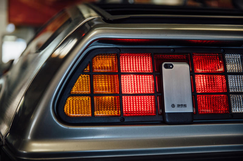 DeLorean Motor Company HEX iPhone 7 Case Apple Back to the Future Marty McFly 2017