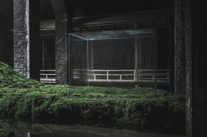 Hiroshi Sambuichi Cisterne