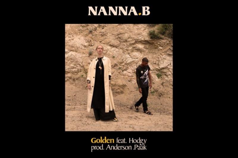 Hodgy Beats Anderson Paak Nanna B Single 2017