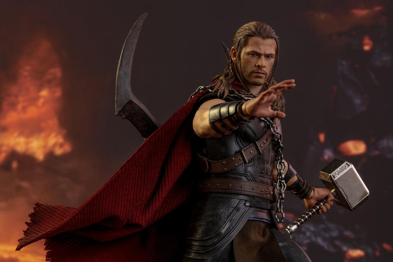 Hot Toys Thor Ragnarok Justice League Releases