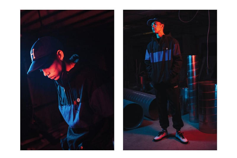 HUF 2017 Fall Collection Lookbook