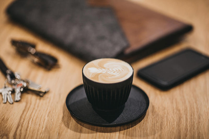 Keep Your Coffee Hot Longer With This Cup Made of Coffee