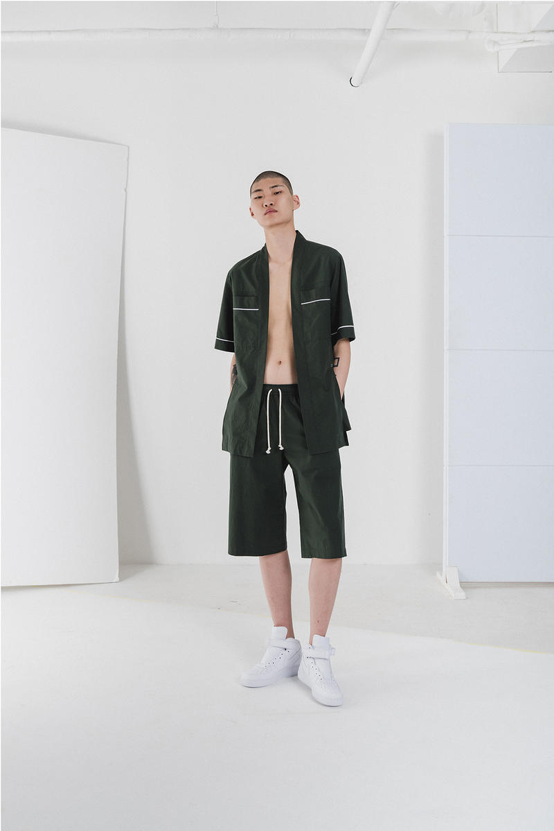 IISE 2018 Spring Summer 006 Collection Lookbook