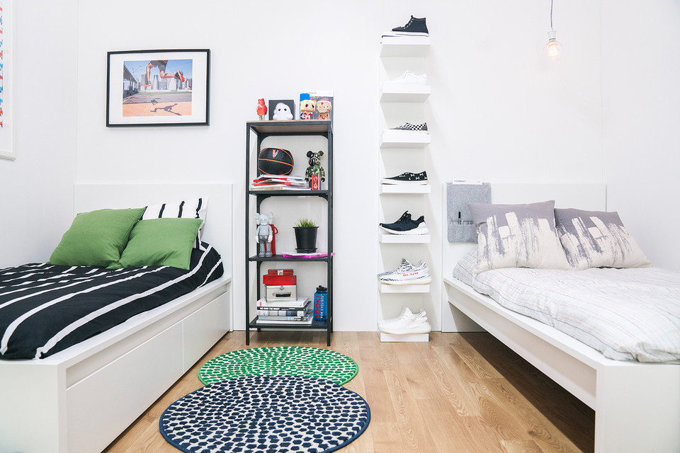 Ikea And Hypebeast Dorm Room Style Clash Video Hypebeast