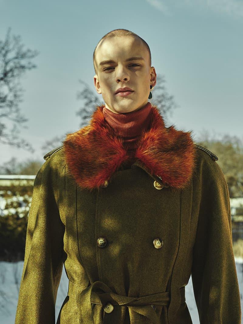 j'ai mal à la tête 2017 Fall Winter Collection Lookbook Germany Anja Pawlik Roman Dorfner