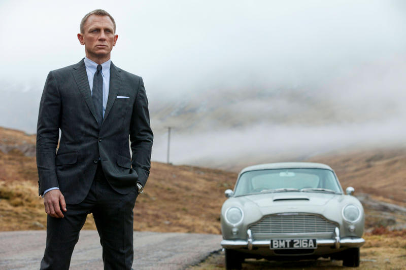 James Bond 007 2019 Daniel Craig 25th Movie