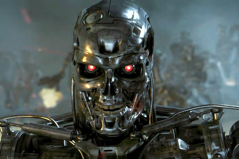 James Cameron Terminator Trilogy
