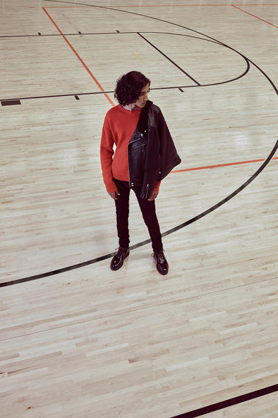John Elliott 2017 Fall Winter Collection Lookbook Stretch The Floor 10th Anniversary Season Patrick Maus sportswear high school sports