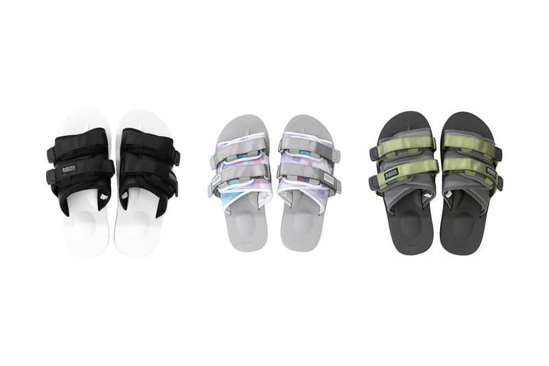 John Elliott SUICOKE MOTO Sandals 2018 Spring Summer Joshua Tree Death Valley Mojave Desert Footwear
