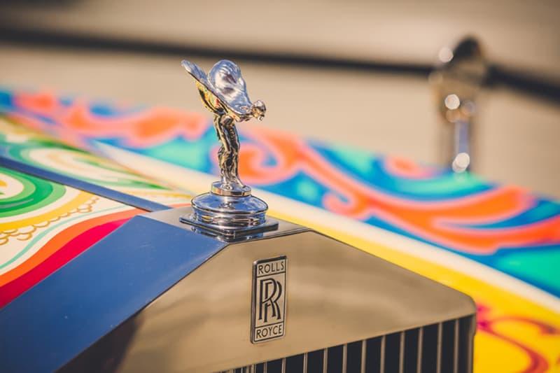 John Lennon Custom Rolls Royce V
