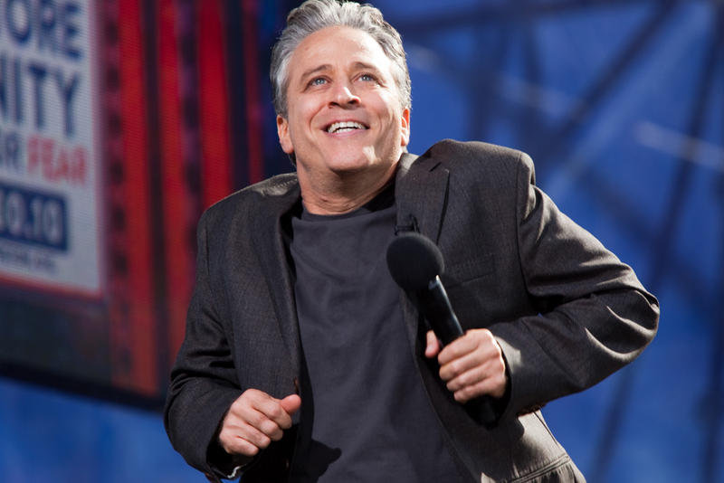 Jon Stewart HBO Special Stand-up Return Daily Show