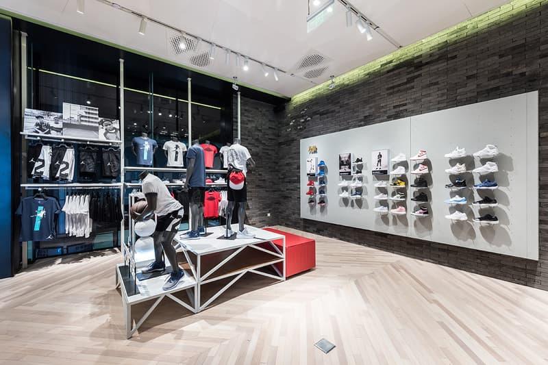 Jordan 9 Guanghua Store Beijing China