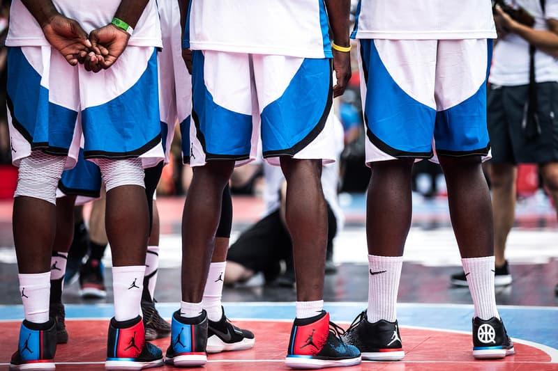 Jordan Brand Quai 54 PE Air Jordan 1 Air Jordan 31