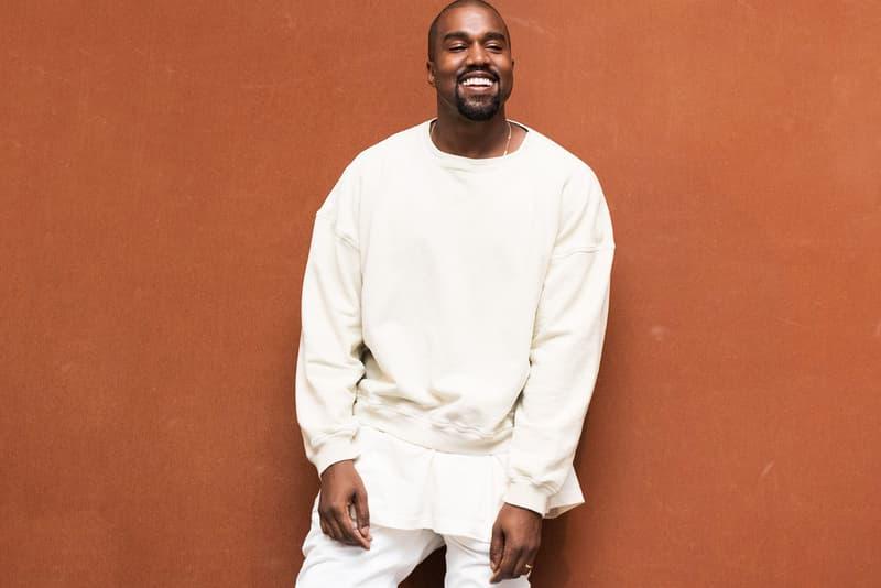Kanye West YEEZY SEASON 6 New York Fashion Week