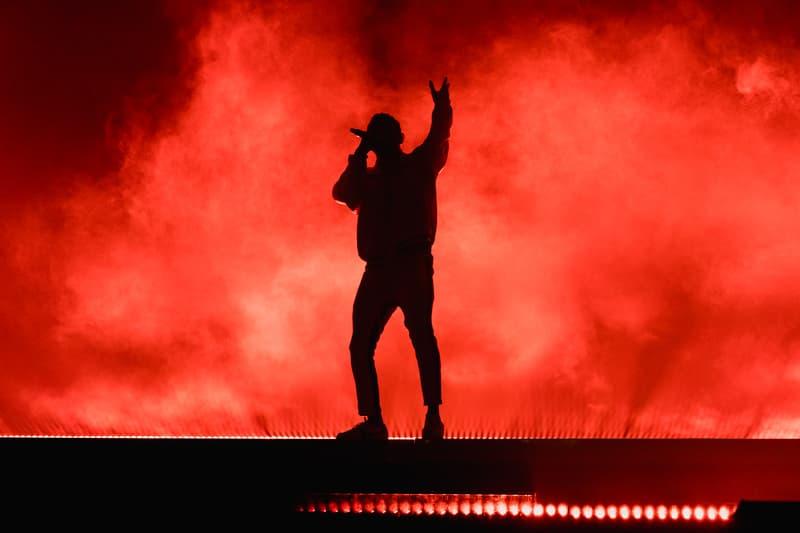 Kendrick Lamar and Travis Scott For DAMN. Tour
