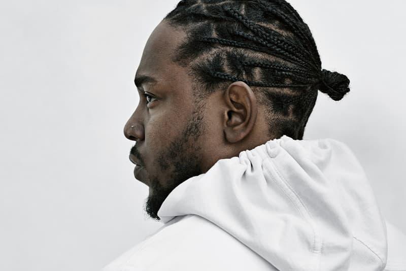 Kendrick Lamar J. Cole Detroit Show