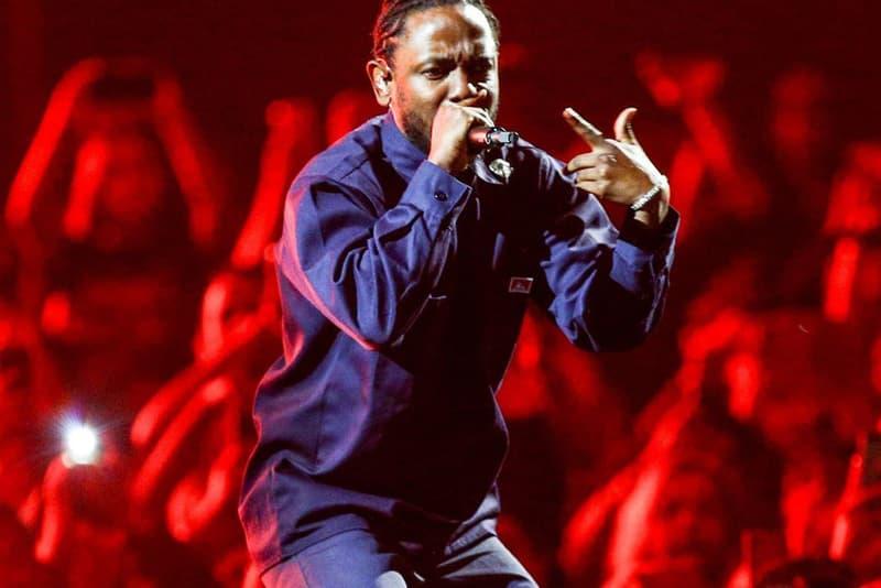 Kendrick Lamar Let Fans Rap Humble At Concert