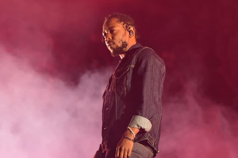 Kendrick Lamar's 'DAMN.' Goes Double Platinum RIAA