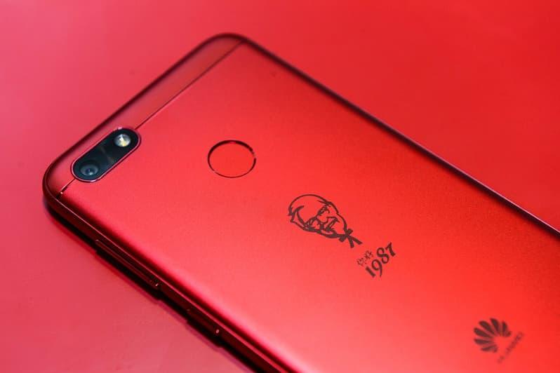 Huawei KFC Branded Smartphone