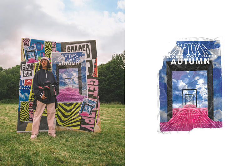Lazy Oaf 2017 Fall Collection Lookbook laze BAD FOR YOUR BRAIN rave acid house music uk