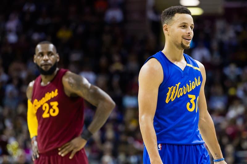 LeBron James Steph Curry Deserve More Money