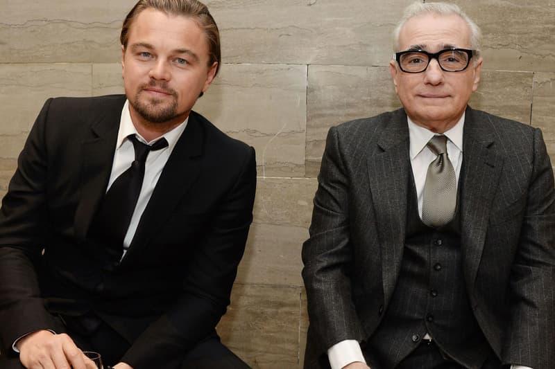 Leonardo DiCaprio Martin Scorsese Killers of the Flower Moon The Osage Murders and the Birth of the FBI David Grann Book Adaptation Movie Film