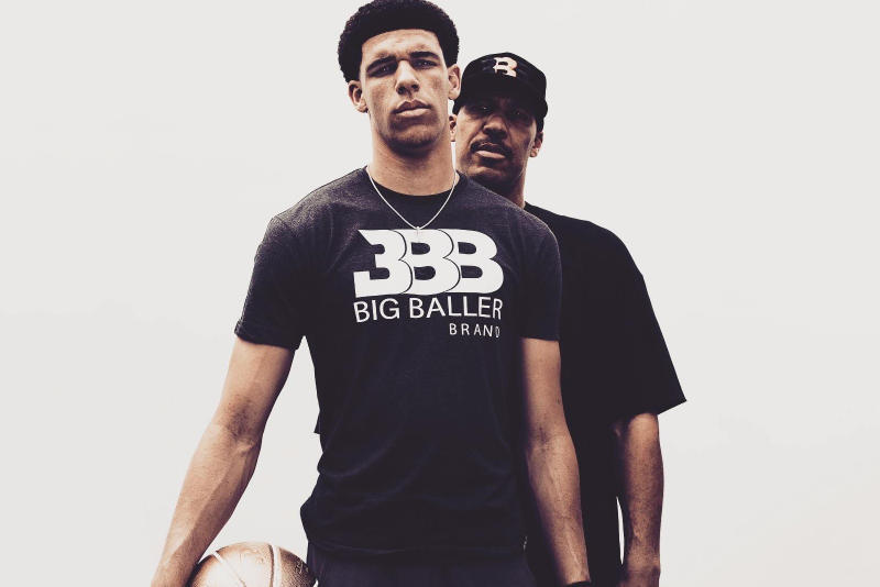 Big Baller Brand Lonzo Ball Facebook Documentary