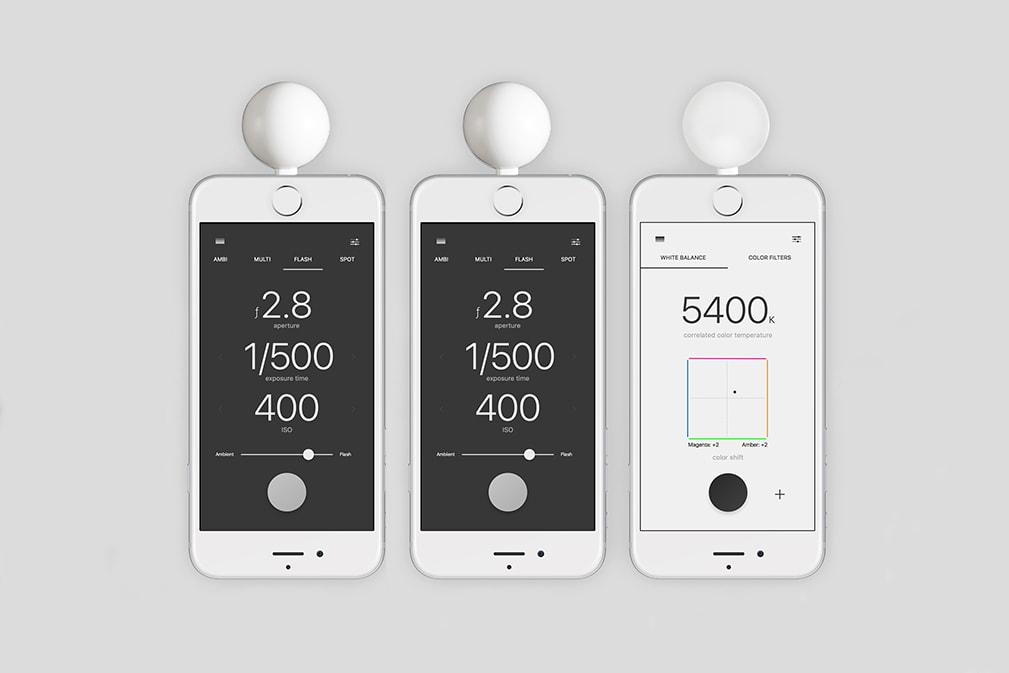 Lumu Power Mobile Device Photography Technology Camera Photographer Images Photographs Application Smartphone Hardware Software
