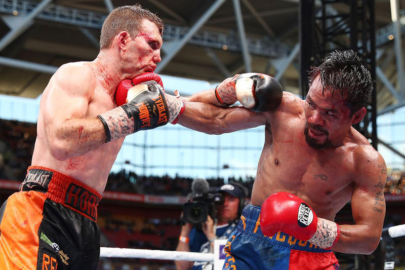 Manny Pacquiao Welterweight Title Jeff Horn