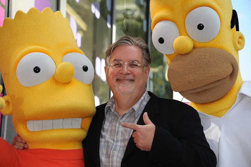 Matt Groening Netflix Exclusive Series Disenchantment
