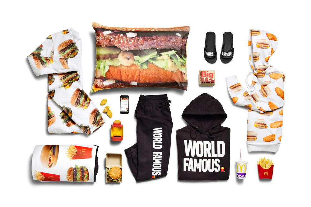 McDonalds Unveils Free McDelivery Collection Global Delivery Day 2017 July 26 Release Date Info UberEATS Uber