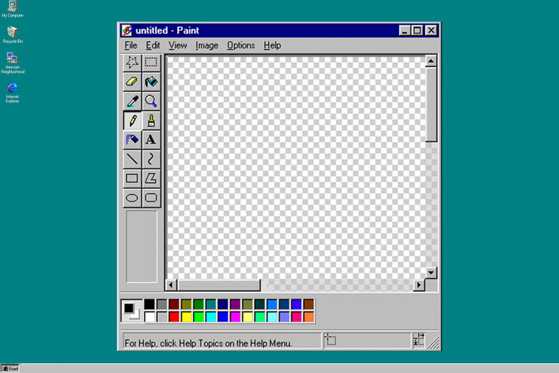 Microsoft Paint Killed Windows 10 creators Update 3d