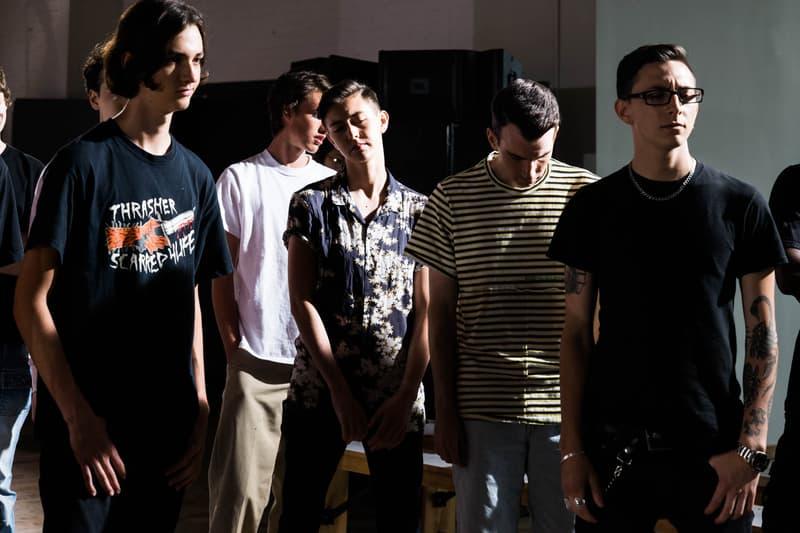 N.HOOLYWOOD 2018 Spring/Summer Backstage
