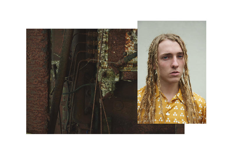 NEPENTHES ON THE OTHER SIDE 2017 S/S Editorial