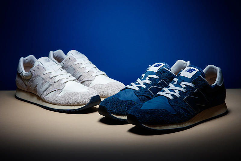 New Balance 520 Hairy Suede Pack