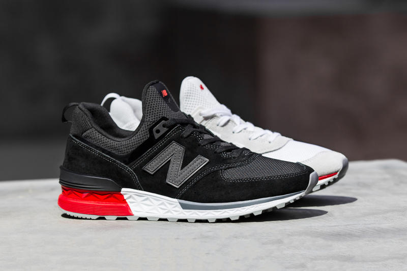 pretty nice f2054 ee9f5 New Balance 574 Sport Official Unveil | HYPEBEAST