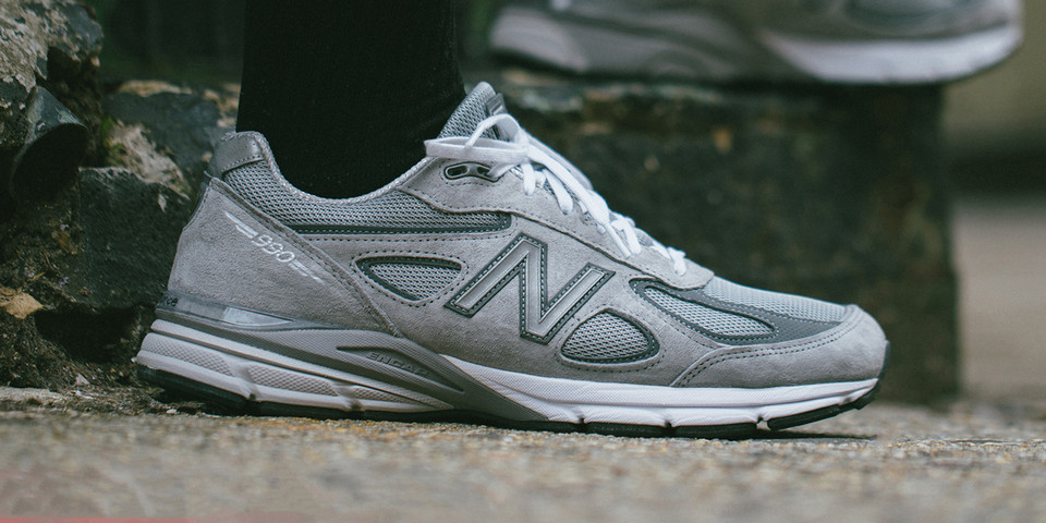 promo code 534a8 3fd8a New Balance 990 Documentary Video | HYPEBEAST