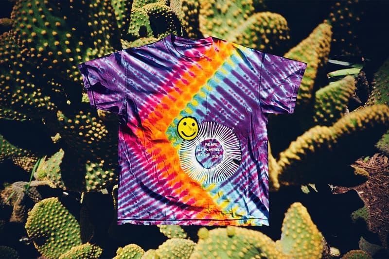 New Cactus Plant Flea Market Tie-Dye T-Shirts