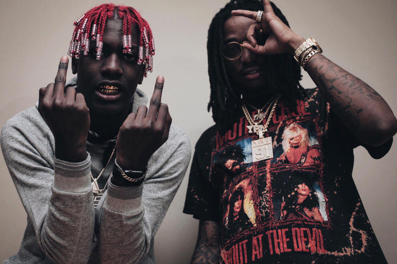 Nexxthursday Sway Quavo Lil Yachty Single 2017 July Summer