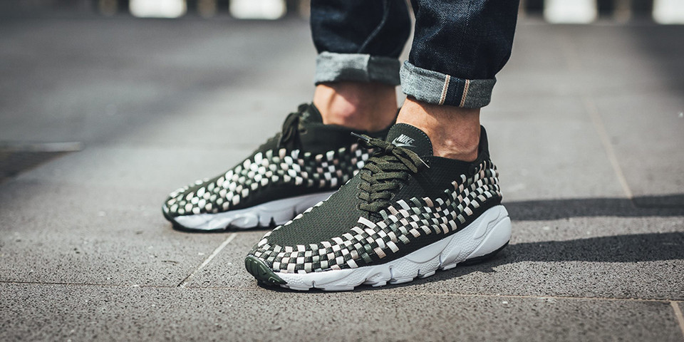 online store ccea1 7f21f Nike Air Footscape Woven NM