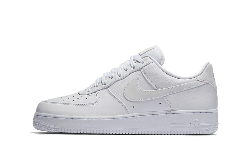 Nike Air Force 1 Low Premium White White Black White Cool Grey White 9c2151923d