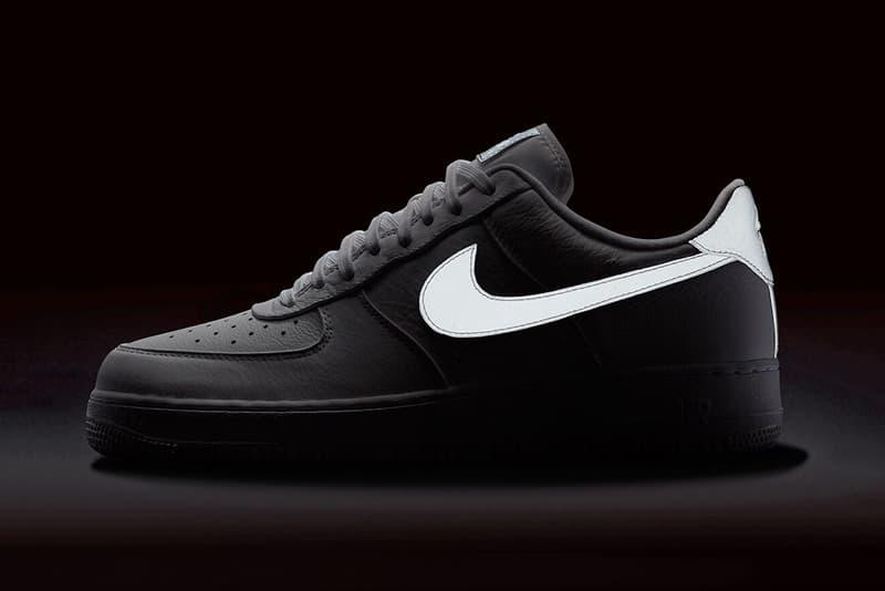 85356fd05f90f4 Nike Air Force 1 Low Premium White White Black White Cool Grey White